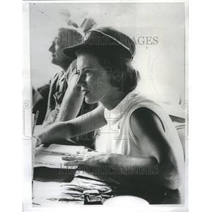 1964 Press Photo Judy Garland Frances Ethel Gumm Americ