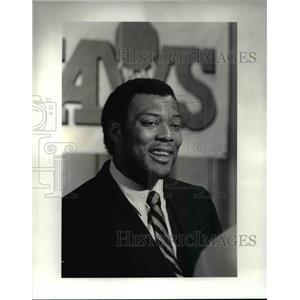 1984 Press Photo New Cavalier Mel Turpin - cvb63655