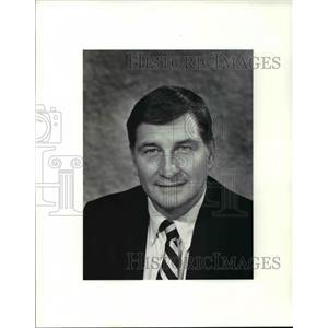 1983 Press Photo Ed Badger, Cavs' assistant coach - cvb70098
