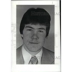1983 Press Photo Bob Suren- Normandy High Wrestling - cvb73434
