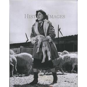 1958 Anna Magnani Press Photo - RRR47897
