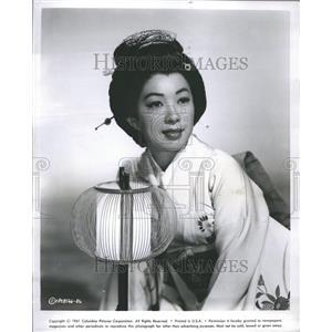 1961 Press Photo Miiko Taka - RRR47901