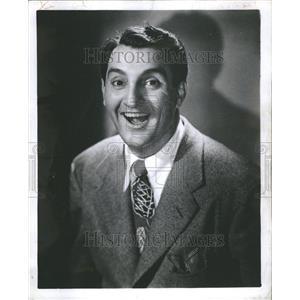1948 Press Photo Danny Thomas