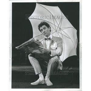 1967 Press Photo Ellis Rabb Actor