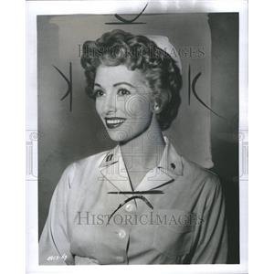 1959 Press Photo Elaine Edwards
