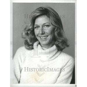 1978 Press Photo Karen Grassle Presidents Mistress Film