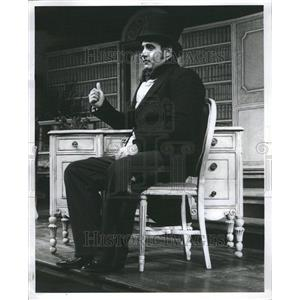 1979 Jeffrey Michael Tambor Press Photo
