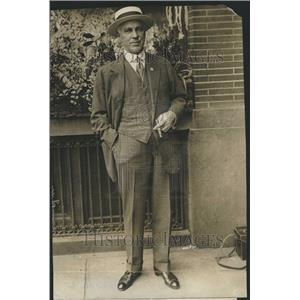 1916 Press Photo Tom Taggart Democrat Party St. Louis - RRR49433