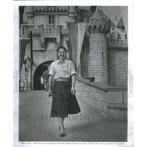 1958 Press Photo Actress Lilo Pulver - RRR49487