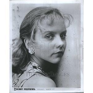 1981 Press Photo Linda Purl