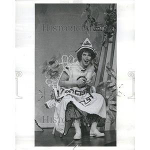 1961 Press Photo Anne Meara Actress - RRR50959