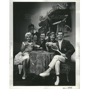 1961 Press Photo Plays - RRR50961