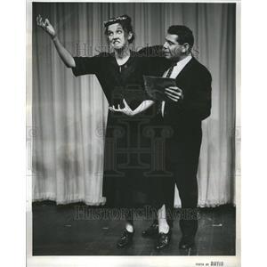 1961 Press Photo Anne Meara Actress - RRR50965