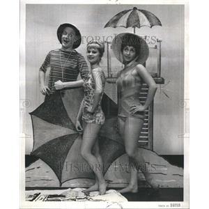 "1961 Press Photo Play ""Summer Is"" - RRR51009"