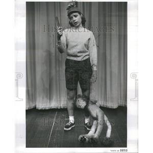 1961 Press Photo Play