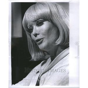 1974 Press Photo Monique Van Vooren Actress - RRR52193