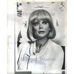 1976 Press Photo Van Vooren Actress