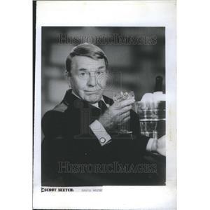 1972 Press Photo Major Theatre Albert Sharpe Irish Film
