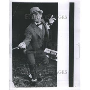 1956 Press Photo David Wayne