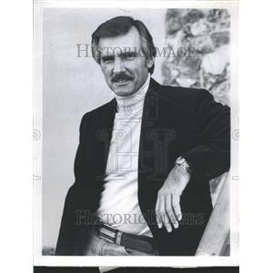 1979 Press Photo Dennis Weaver Actor