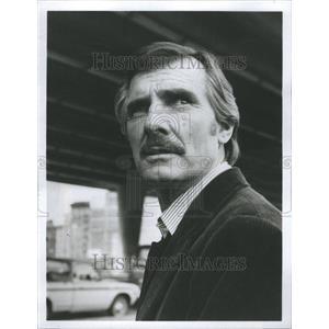 1979 Press Photo William  Dennis Weaver American actorM
