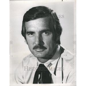 1973 Press Photo Dennis Weaver American Actor Missouri