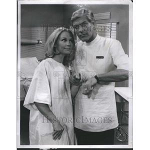 1973 Press Photo Marla Adams