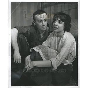 1963 Press Photo Robert Schlitt Actor