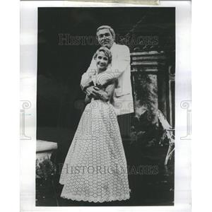 1978 Press Photo Jane Powell Howard Keel South Pacific