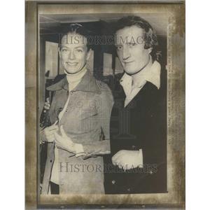 1972 Press Photo Nina Baroness van Pallandt Actress - RRR55601