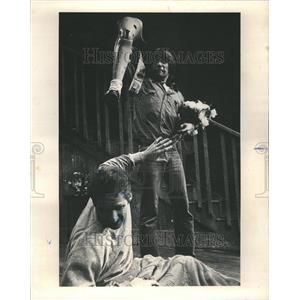 1979 Press Photo Buried Child