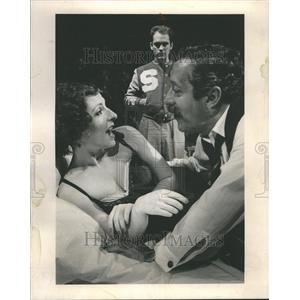 1960 Death Of A Saleman Press Photo