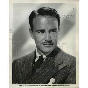 1946 Press Photo Lew Ayres stars in The Dark Mirror. - mjx14783