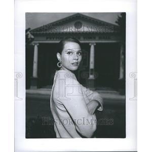 1966 Press Photo Taylor Young American Actress Stage