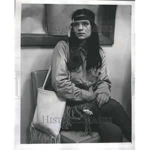1969 Press Photo Kennedy McIver Auditions for Hair