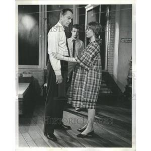 1966 Press Photo Robert Young Charlotte Glen Generation