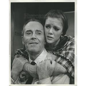 Press Photo Henry Fonda and Holly Turner in Generation