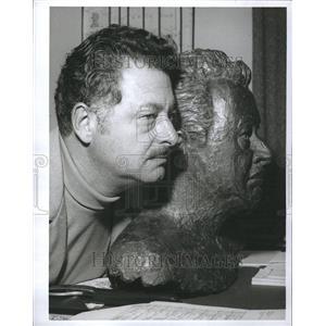 1967 Press Photo Hal Kanter