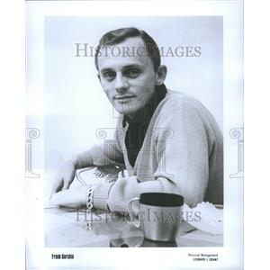 1969 Press Photo Frank Gorshin