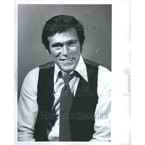 1976 Press Photo Actor Christopher George
