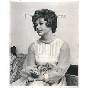 1968 Press Photo Estelle Parsons