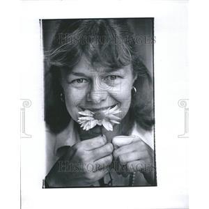 1975 Press Photo of Estella Parsons