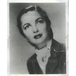 1965 Press Photo Neva Patterson American Actress