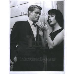 1960 Press Photo Mcclure rush Actor Fri Radio