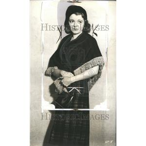1964 Press Photo Janet Gaynor