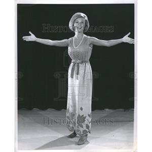 1964 Press Photo Mitzi Gaynor Actress