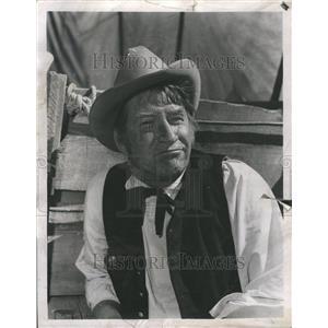 1963 Chill Wills Press Photo