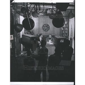 1968 Press Photo Bill Kennedy