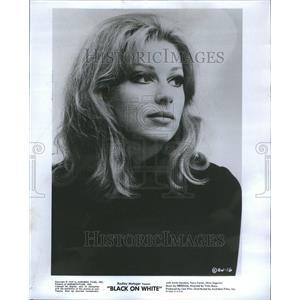 1969 Press Photo Actress