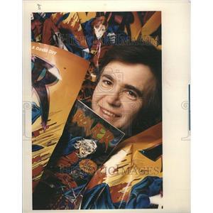 1993 Press Photo Walter Marvin Koenig American Actor
